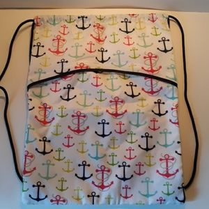 Thirty One nautical anchor backpack